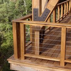 Porch by SMOOK Architecture & Urban Design, Inc.