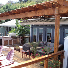 Traditional Porch by Centex Decks and Outdoor Living