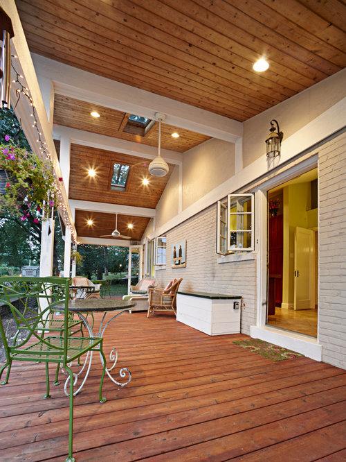 Beige Brick Exterior Ideas, Pictures, Remodel And Decor