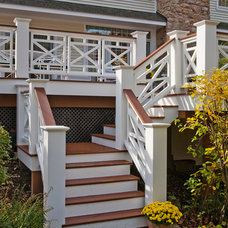 Traditional Porch by Harth Builders