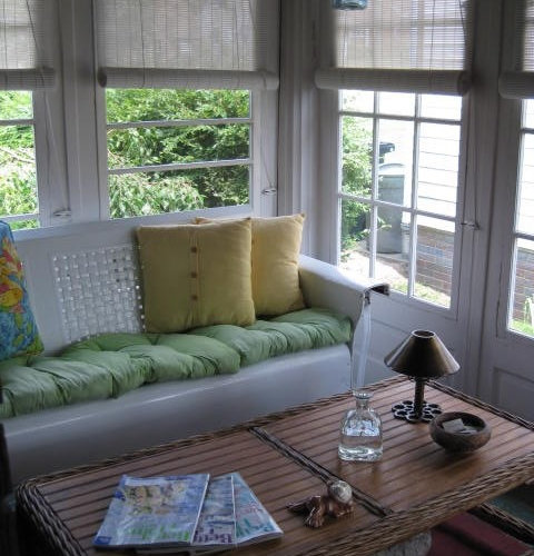 22 Eclectic Porch Ideas: Vintage Glider Home Design Ideas, Pictures, Remodel And Decor