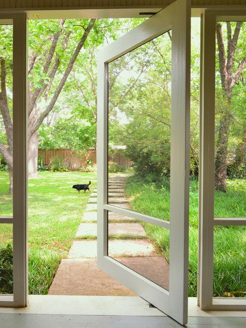 Modern screen door ideas pictures remodel and decor for Modern screen door