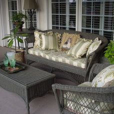 Traditional Porch by Designs by Gollum