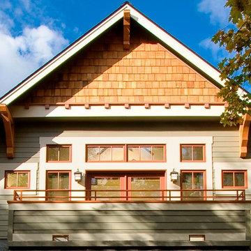 Detailed Craftsman Home