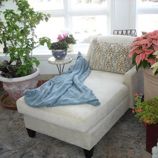 Porch by DIANE GRANANDER DESIGN