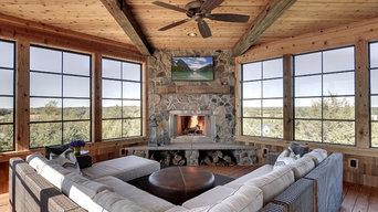 Dream Home Porch