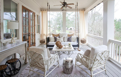 Room of the Day: A Spacious Porch Brings Family Life Outside