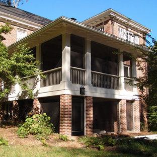 Inspiration för klassiska innätade verandor