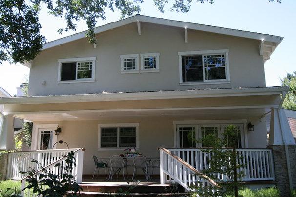 Craftsman Porch Duggan residence