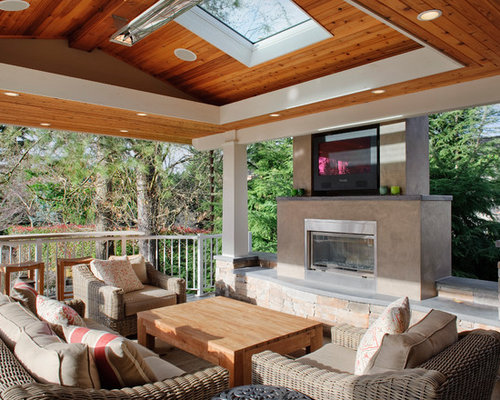 Screened Patio Lighting Ideas
