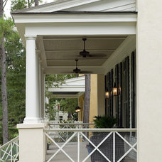 Traditional Porch by WaterMark Coastal Homes, LLC