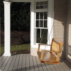 Traditional Porch by eastward companies