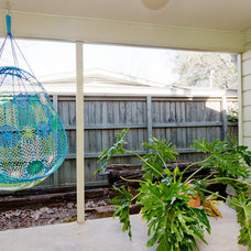 Eclectic Porch by Sarah Natsumi Moore