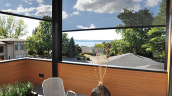 Enclosed Porch in Kirkland