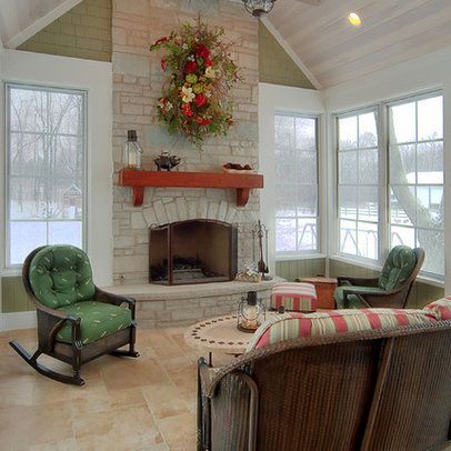 3 Season Room Home Design Ideas Pictures Remodel And Decor