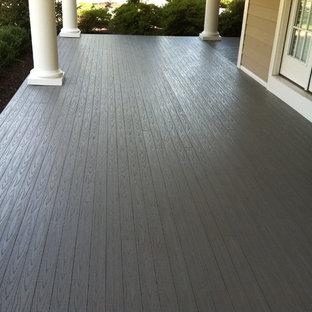 """Estate Series"" PVC porch by Bassett Home Services"