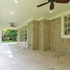 Traditional Porch by L&L Builders Corp