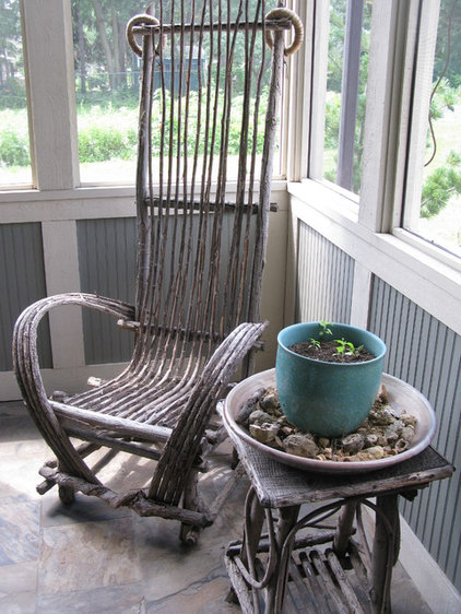 Eclectic Porch by Cheryl D & Company