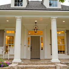 Traditional Porch by Montgomery Communications