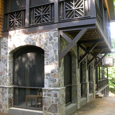 Traditional Porch by Edwards Architecture