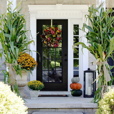 Traditional Porch by The Yellow Cape Cod