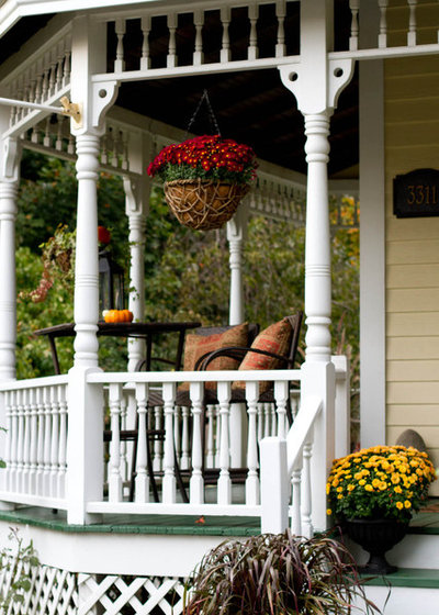 Victorian Porch by Rikki Snyder