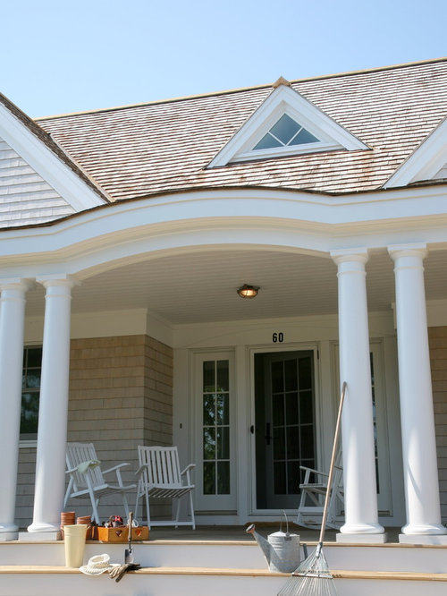 Arched Front Entry Home Design Ideas Pictures Remodel