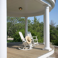 Traditional Porch by Peter McDonald Architect