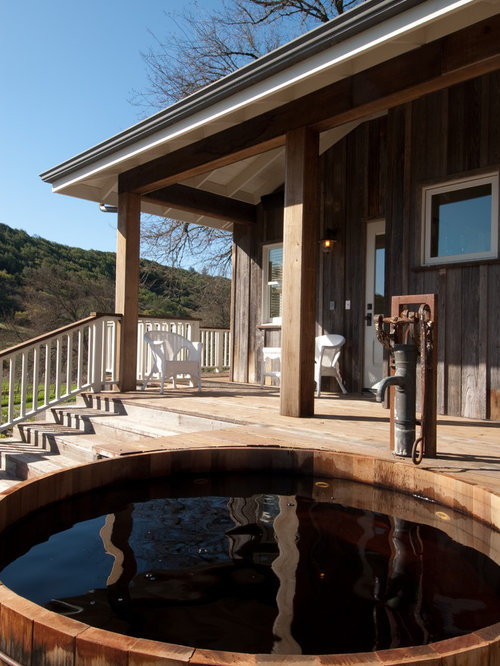 Hot Tub Water Fountain Houzz