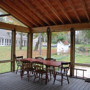 Farmstead Redux - Guest House Renovation