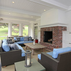 Traditional Porch by Design Resource