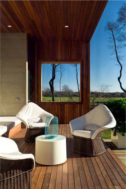 Modern Porch Fieldview