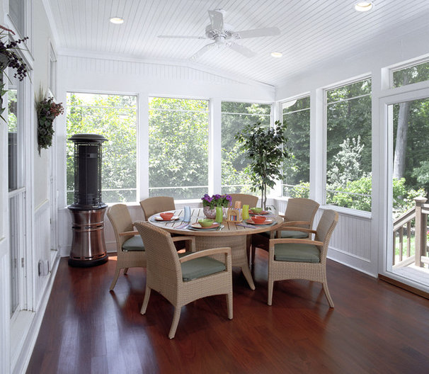 Traditional Porch by K Squared Builders - Dale Kramer