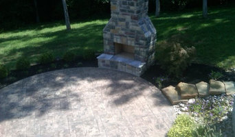 Fire Pits, Bars, BBQs, and Service Stations