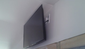 Flat Screen TV install