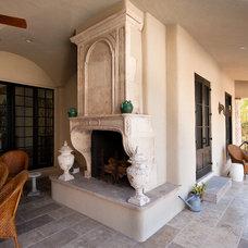 Mediterranean Porch by Solaris Inc.