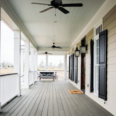Traditional Porch by Toulmin Homes
