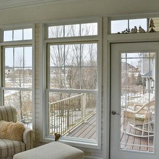 Four Season Porch Addition and Dual Decks