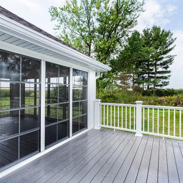 Four Season Porch Addition | Spring Green, WI