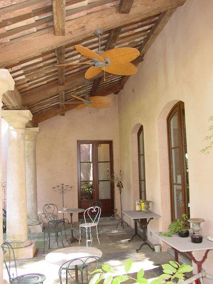 Traditional Porch by Al Jones Architect