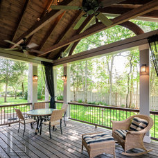 traditional porch by The Porch Company