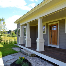 Traditional Porch by R.P. Morrison Builders, Inc.