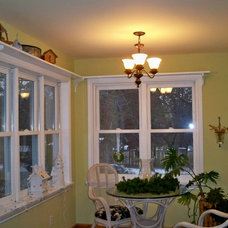 Traditional Porch by Mulberry Interiors Oakville Ontario