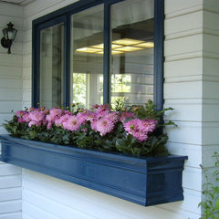 traditional porch Frenchflair