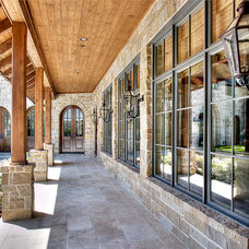 Traditional Porch by Parker House Inc.