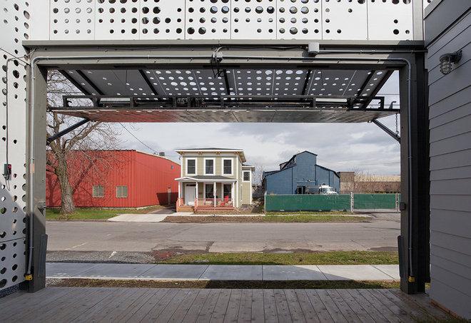 Modern Porch by Princeton Architectural Press
