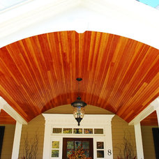 Traditional Porch by Masters Touch