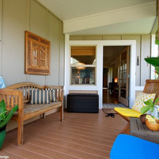 Porch by Natalie Younger Interior Design, Allied ASID