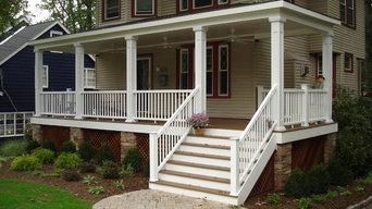 Front Porch, Chatham, NJ