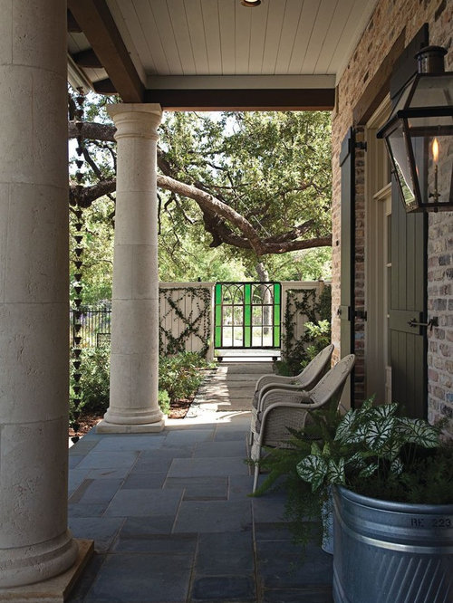 Eclectic Porch Wichita 84 Eclectic Front Porch Design Photos
